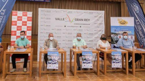 El IV Rallysprint La Gomera, presentado en Valle Gran Rey