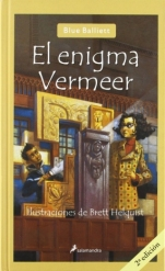El enigma Vermeer Blue Balliett