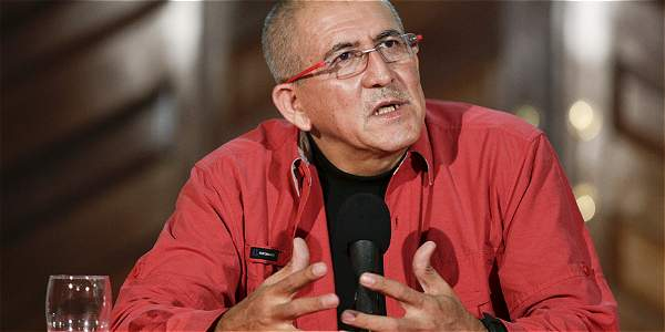 Entrevista con el guerrillero del Eln Antonio García en Venezuela - Archivo  Digital de Noticias de Colombia y el Mundo desde 1.990 - eltiempo.com