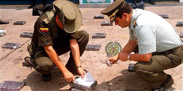 La droga estaba escondida en los contenedores del puerto de Barranquilla Internacional BITCO-BCT
