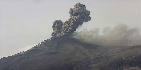 Resultado de imagen para ruiz volcan nevado