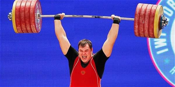 Alexéi Lovchev, deportista ruso.