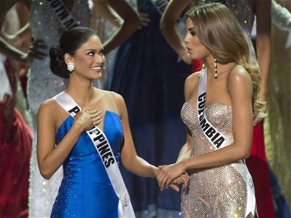 Este fue el paso a paso de la coronación equivocada en Miss Universo  IMAGEN-16463631-2