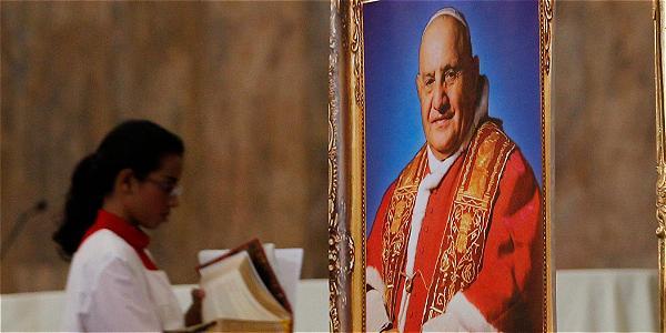 Parlamento de Israel rindió homenaje al papa Juan XXIII.