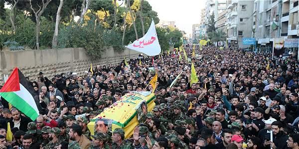 Los simpatizantes de Hezbolá reprocharon la falta de apoyo ruso para evitar los ataques.