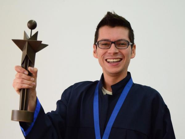 Ganador del Premio Compartir