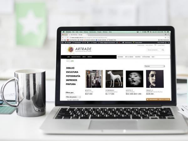 Artrade, emprendimiento Colombiano