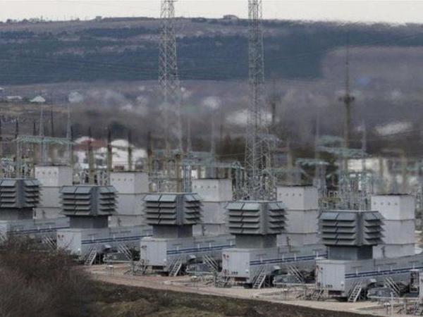 BBC Mundo: Planta de energía eléctrica de Ucrania.