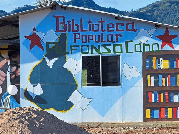 Biblioteca Popular Alfonso Cano
