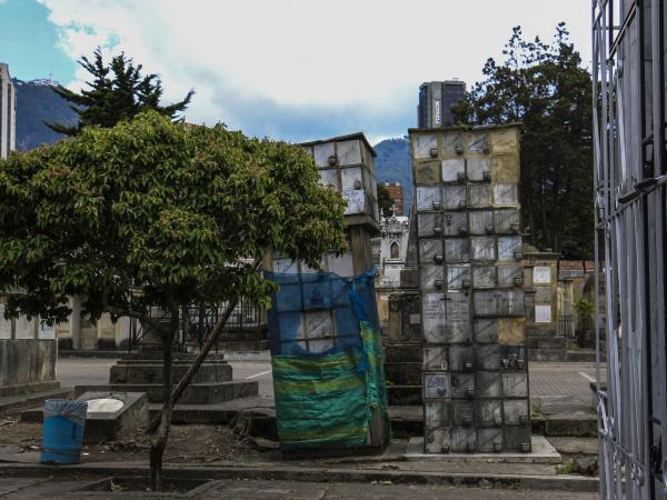 Cementerio Central de Bogotá