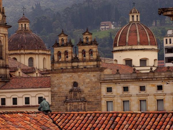 Arquitectura colonial de Bogotá