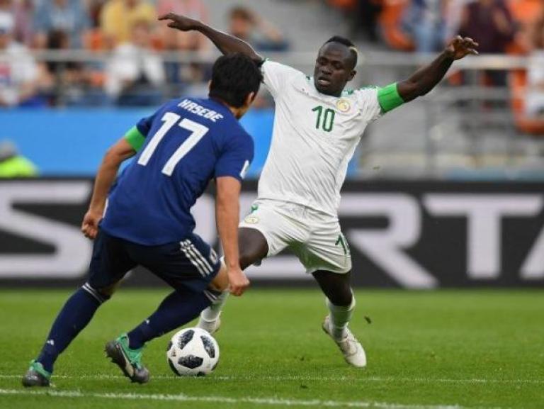 Japón vs Senegal