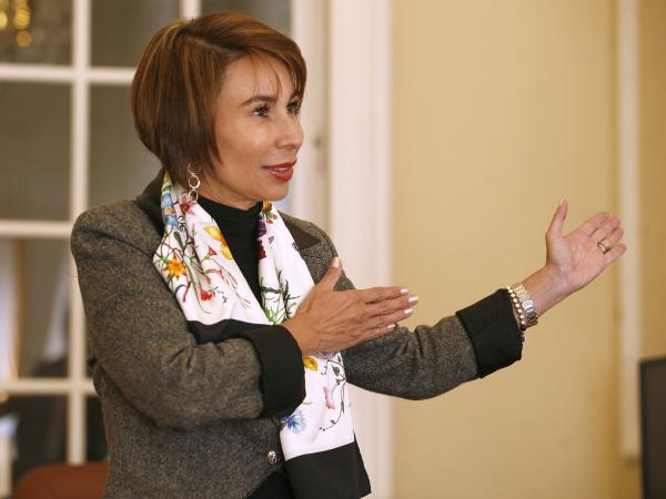 Alicia Arango, nueva ministra de trabajo