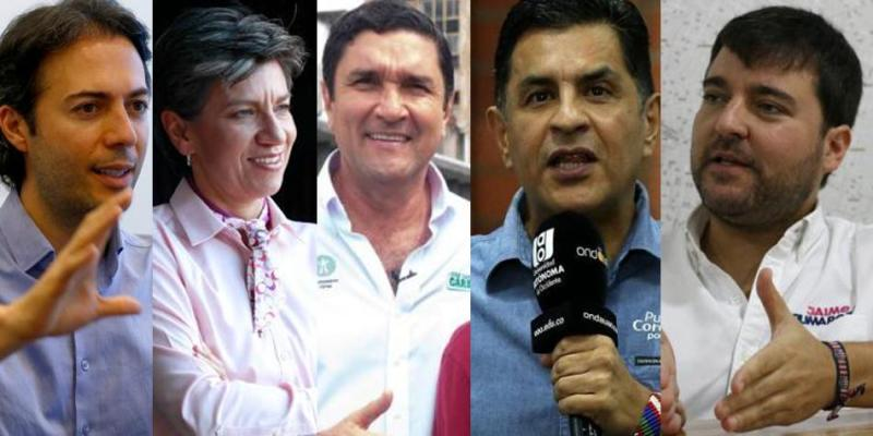 Alcaldes electos