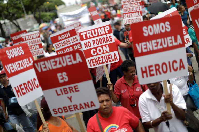 Marcha Anti-imperialista