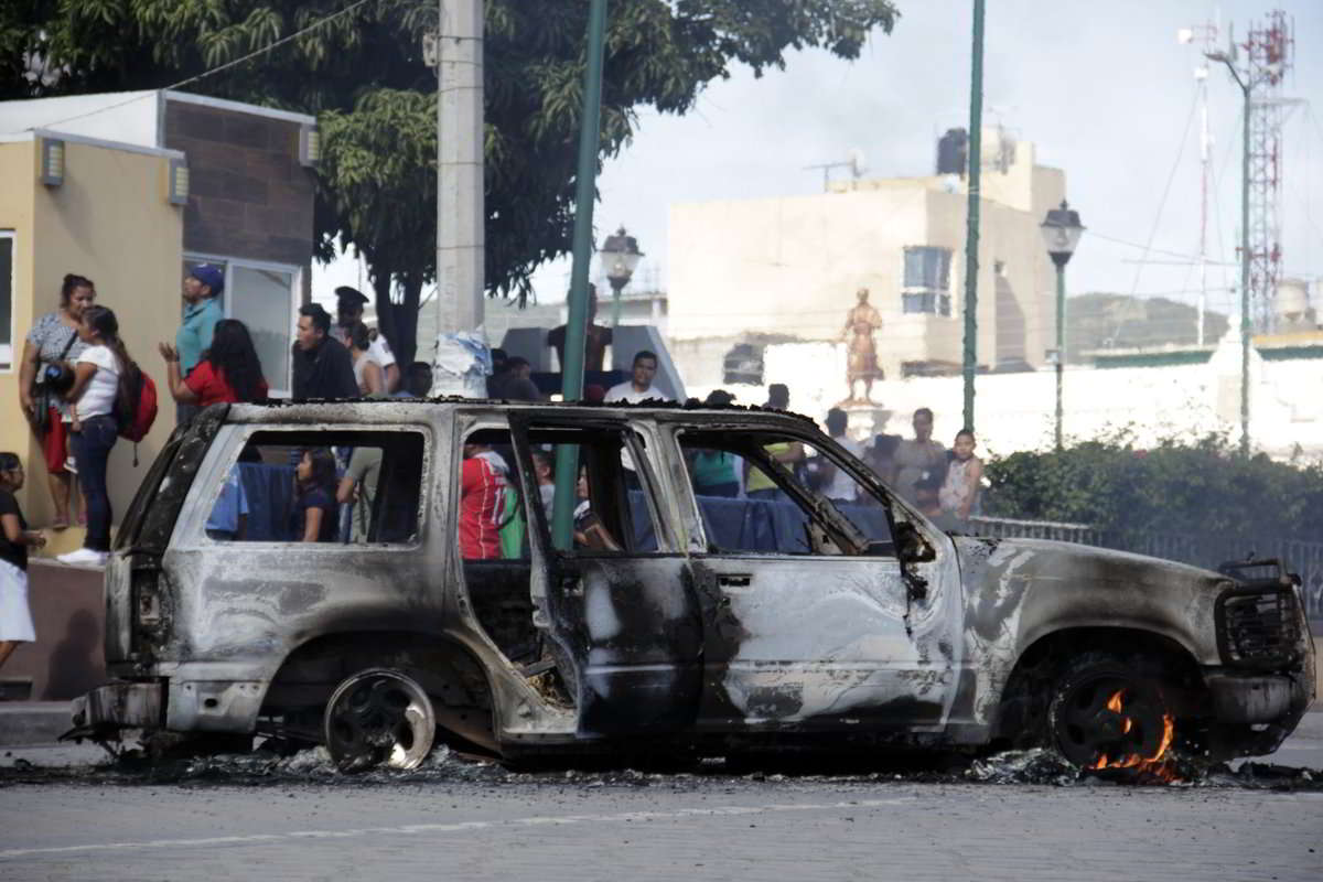 Joven quemado vivo en Puebla era estudiante de Derecho