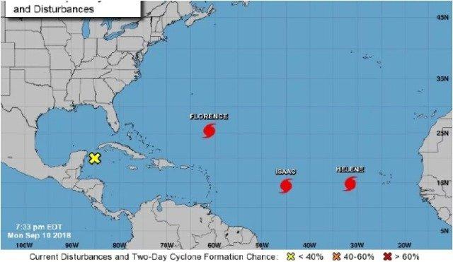 Septiembre mes temido por ciclones