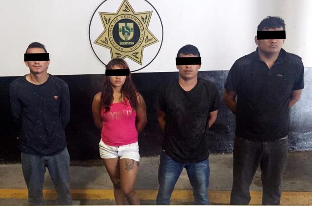 SSP logra pronta captura de cuatro presuntos asesinos