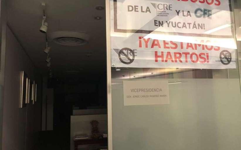 Parar el alza desmedida de la CFE en Yucatán es una emergencia