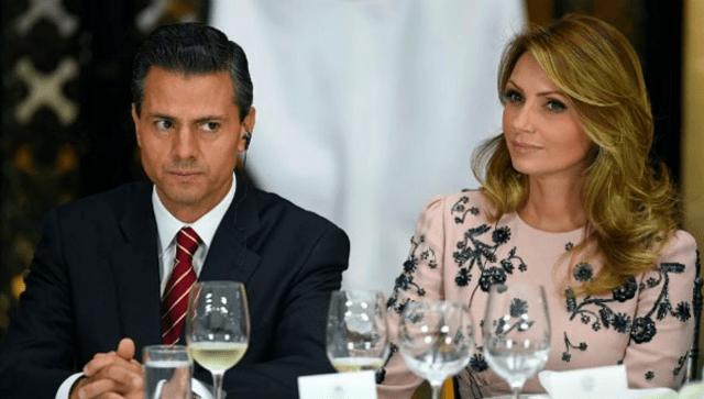 Enrique Peña Nieto eligió a La Gaviota de un catálogo de actrices de Televisa