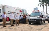 PEMEX apoya a Tabasco en materia de salud, seguridad y protección civil