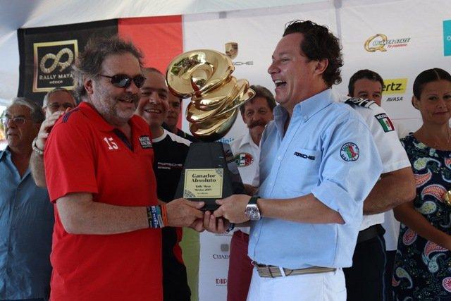 Rally Maya México 2019