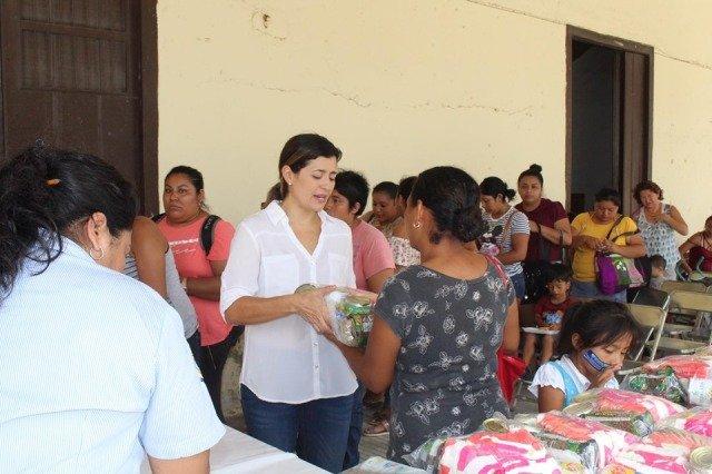 Pamerine brindará alimentación adecuada a 72 niños de Progreso