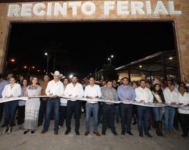 El Gobernador Mauricio inaugura la Expo Feria Tizimín 2020