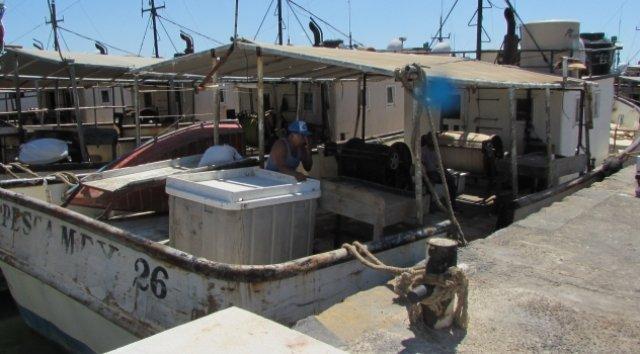 Pocos barcos zarparán para la pesca de mero