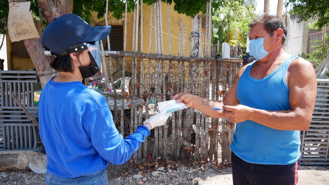 Segunda entrega de apoyo en efectivo a pescadores