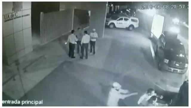 Vídeo del asesinato de Fernando Purón, candidato a diputado, en Piedras Negras