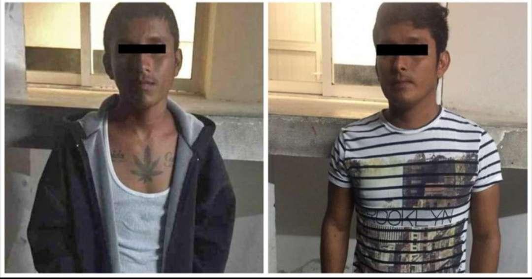 Dos piratas detenidos, confirma SSP