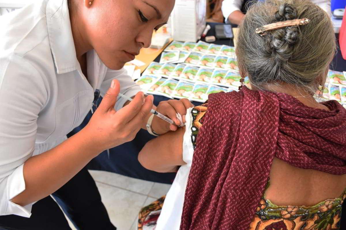 Suma de esfuerzos para prevenir la influenza