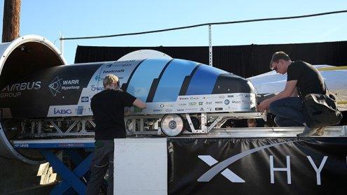 foto Hyperloop