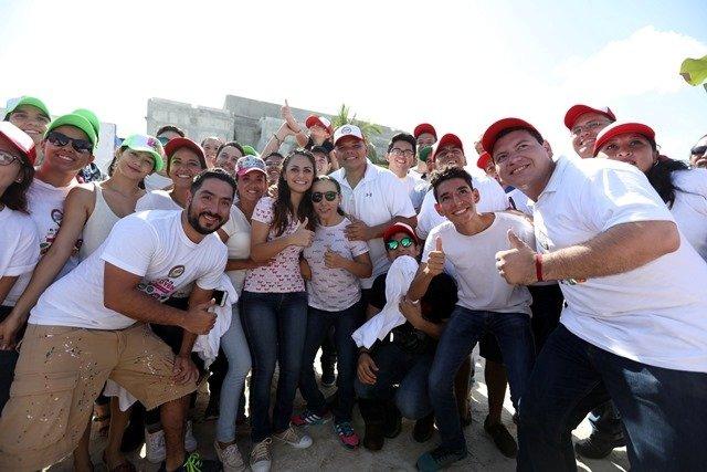 Jóvenes yucatecos con más beneficios y mejor atención