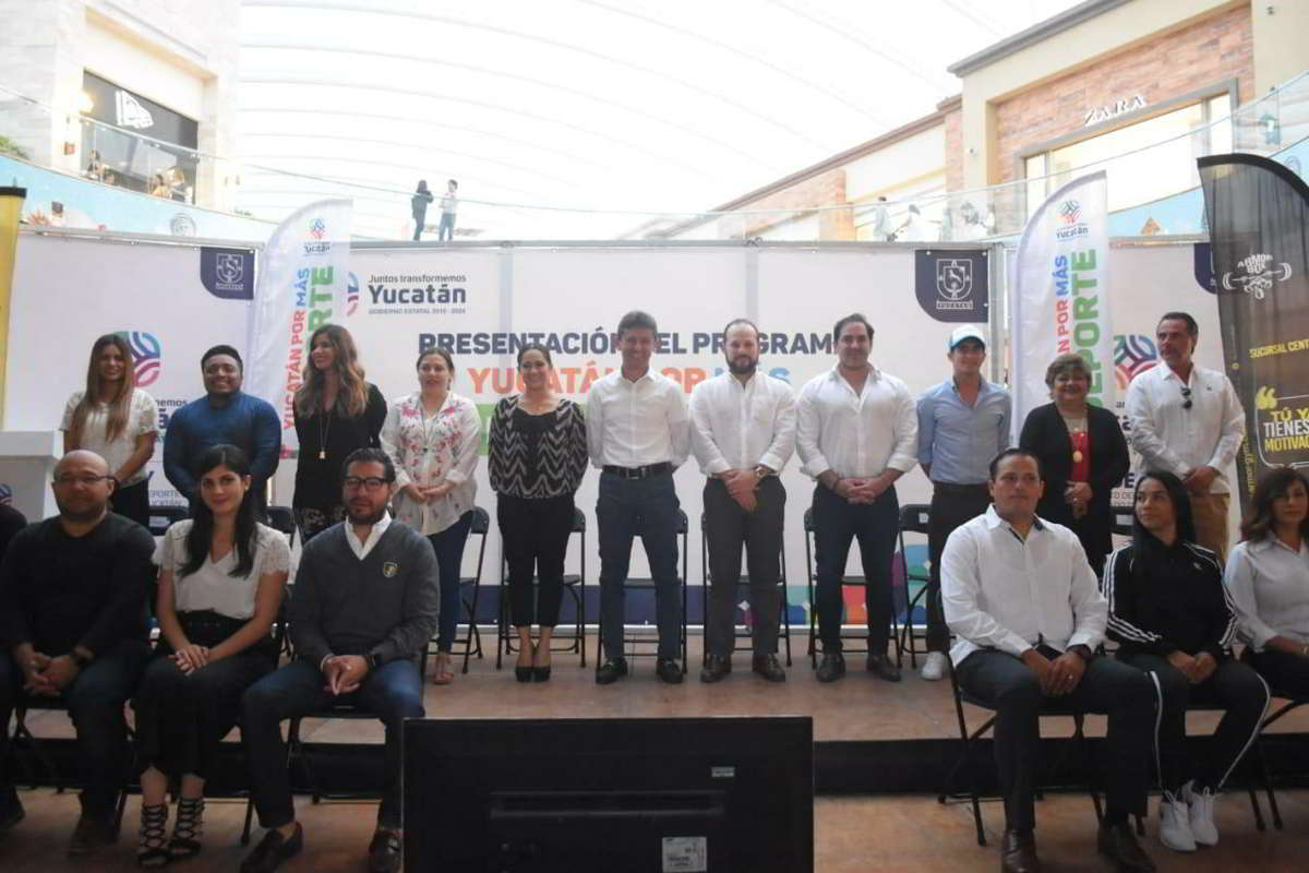"""""""Yucatán por más deporte"""""""