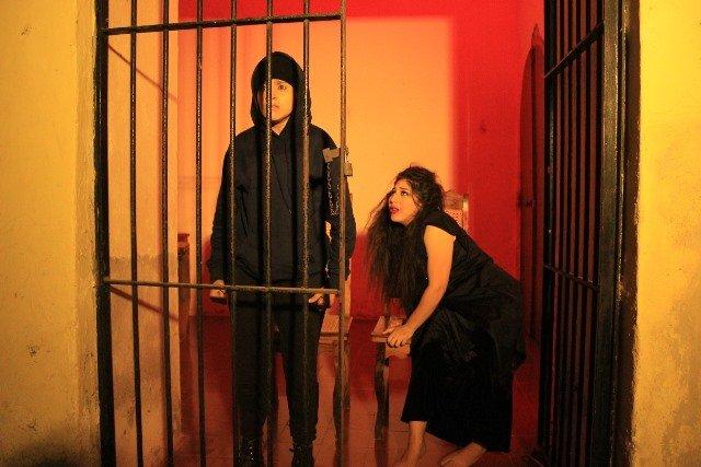 Sara y el silencio vuelve, teatro con formato inusual