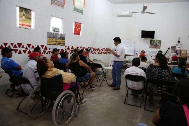 Cuartos adicionales, en apoyo a familias yucatecas