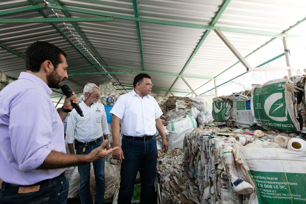 Yucatán, aliado en la lucha global contra el cambio climático