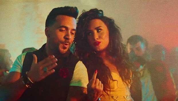 Estrenan Échame la Culpa de Luis Fonsi y Demi Lovato