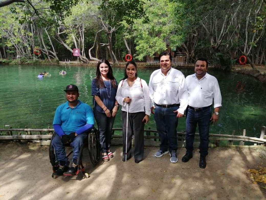 Seguridad para personas con discapacidad