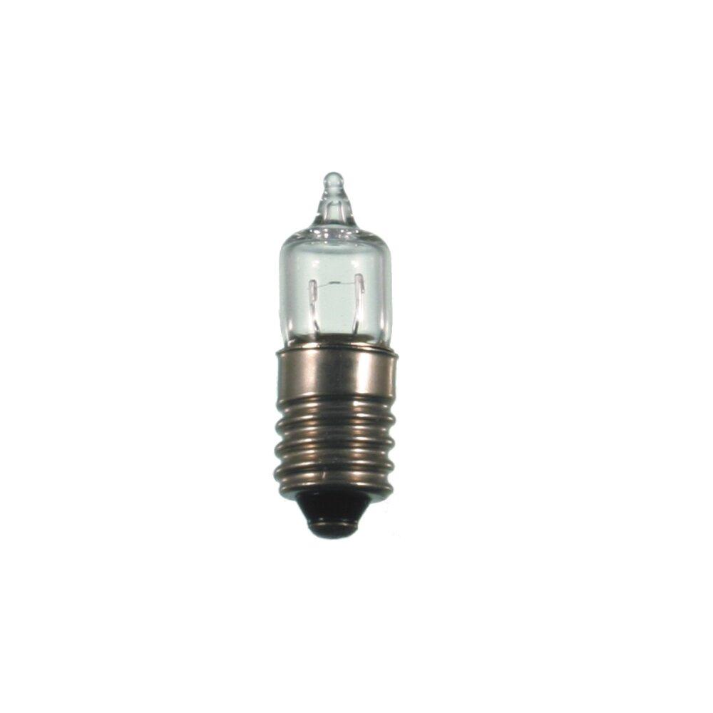 Taschenlampenbirne Halogenlampe 93x31mm 6V 534
