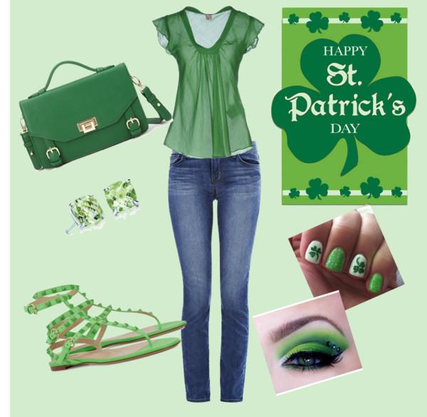 San Patrick idea
