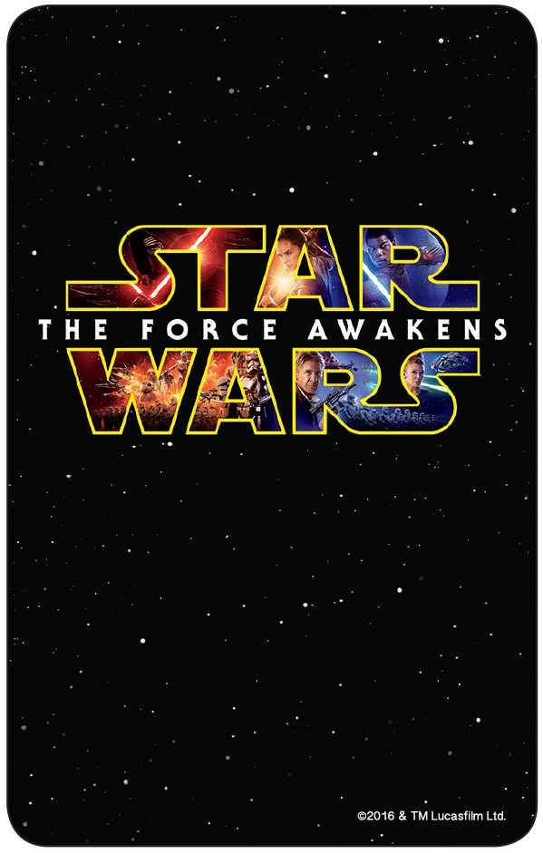 Star Wars--presenter art