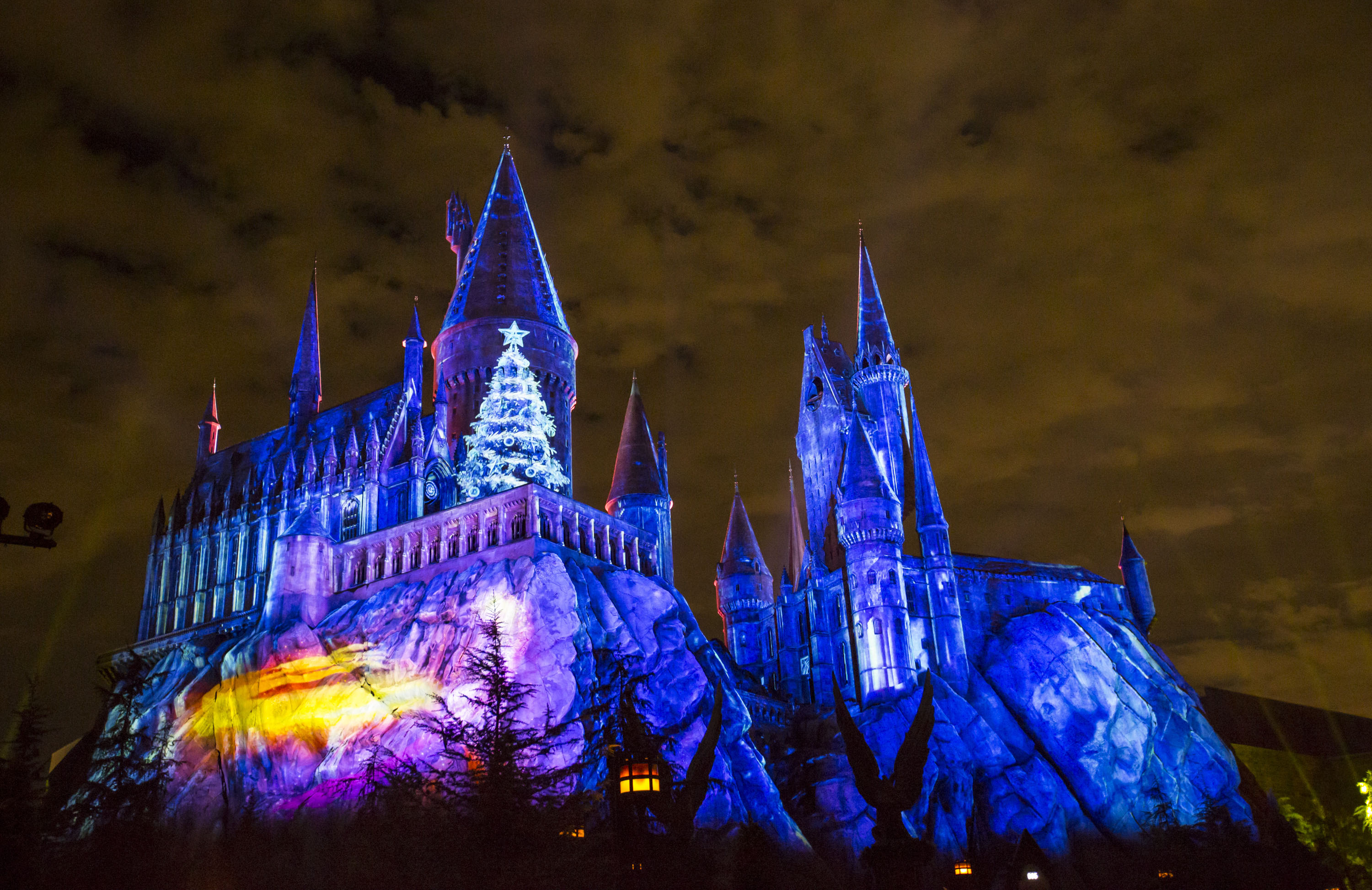 revive-la-navidad-en-the-wizarding-universal-studios-hollywood