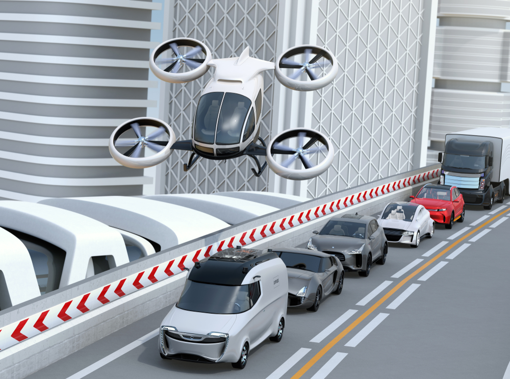 Resultat d'imatges de UrbanAirMobility