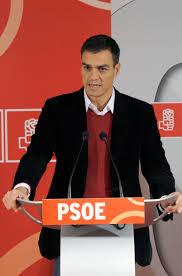 Comité Federal PSOE - Pedro Sánchez