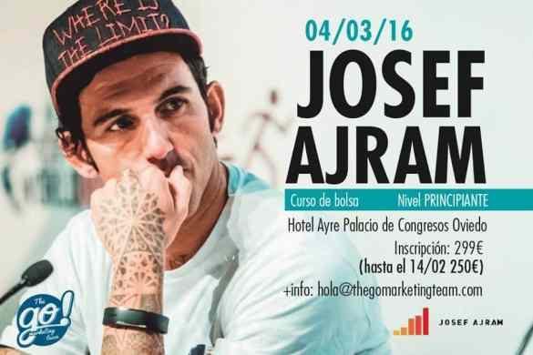 Josef Ajram Tares, ¿Dónde está el límite?