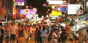 KHAO SAN ROAD - Tailandia