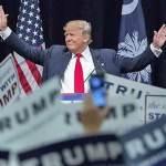 Primarias en Carolina del Sur - Donald Trump